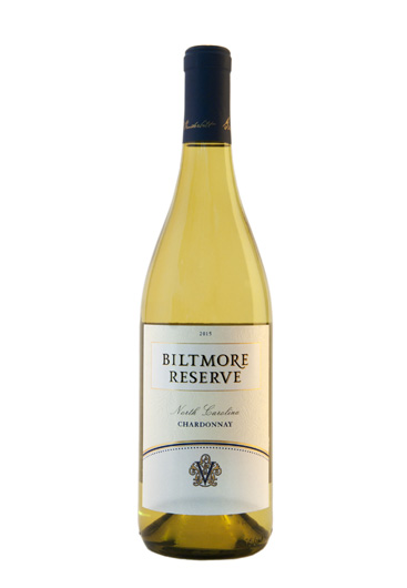Biltmore Reserve Chardonnay North Carolina 2015