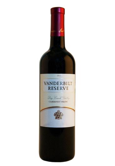 Vanderbilt Reserve Cabernet Franc Dry Creek Valley 2013