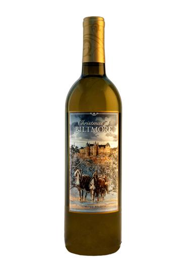 Christmas at Biltmore White Wine 2016