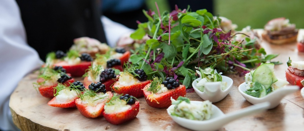 Gourmet Lunch Box Catering Images