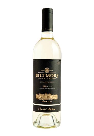 Biltmore Estate&reg Limited Release Muscat Canelli