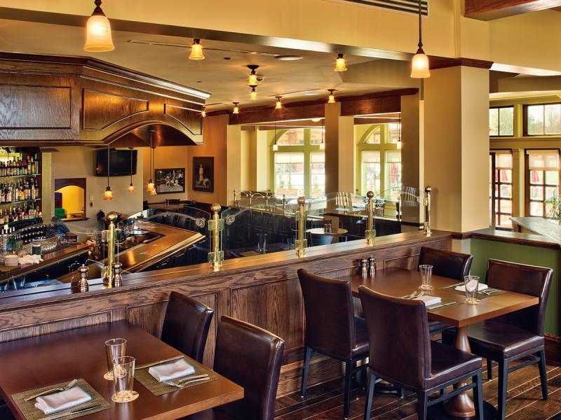Stable Cafe Biltmore Dinner Menu