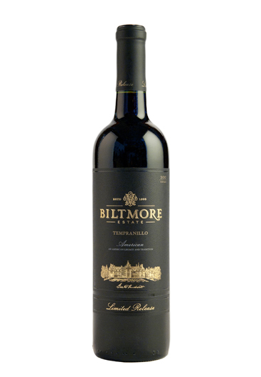 Biltmore Estate Limited Release Tempranillo