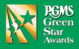 PGMS Green Star Awards logo