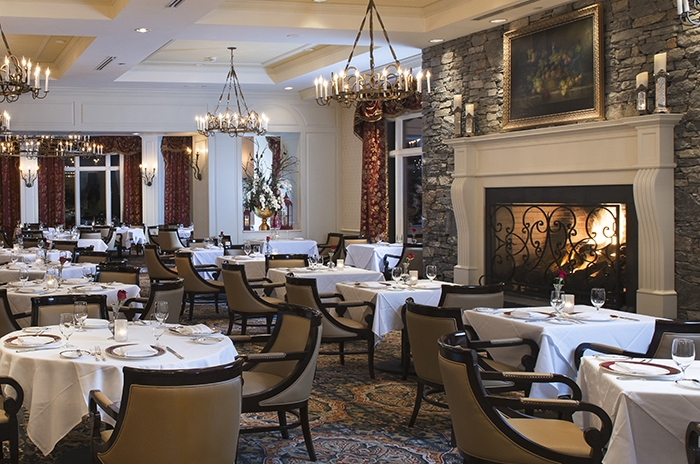 the dining room | biltmore