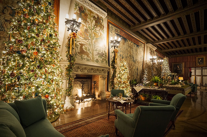 Candlelight Christmas Evenings Biltmore