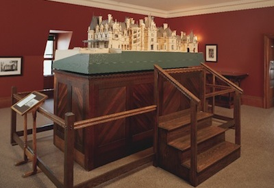 model of the biltmore house