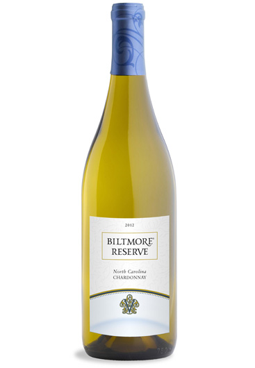 Biltmore Reserve Chardonnay North Carolina 2012