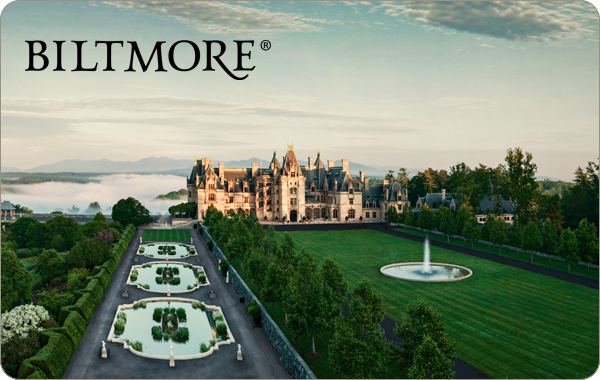 image of a biltmore gift card