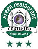 Dine Green Logo