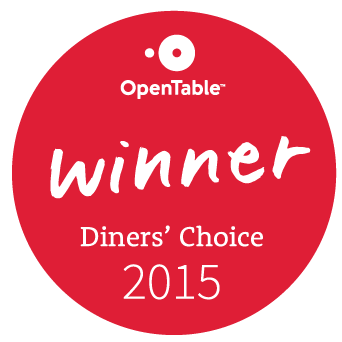 open table diner's choice logo