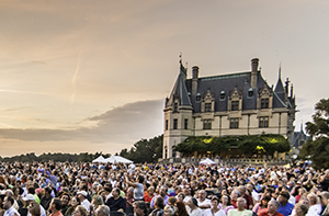 view of biltmore concert from stage