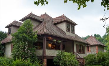 Cottage on Biltmore Estate