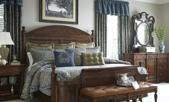 Biltmore For Your Home Bed and Bedding collections