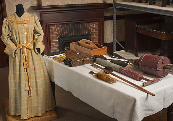 More than a housekeeper—a central figure in Biltmore House | Biltmore