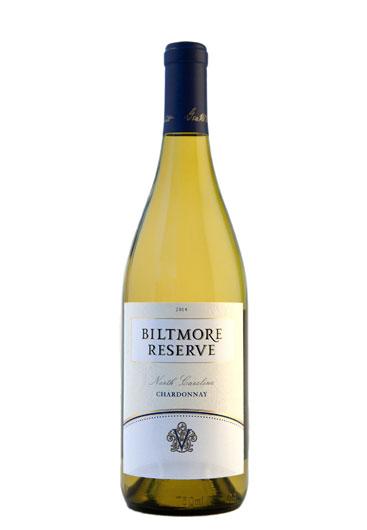 Biltmore Reserve Chardonnay North Carolina 2014