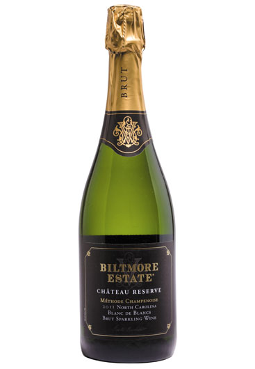 Biltmore Estate Château Reserve Blanc de Blancs North Carolina 2011
