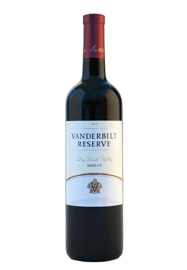 Vanderbilt Reserve Merlot Dry Creek Valley 2013
