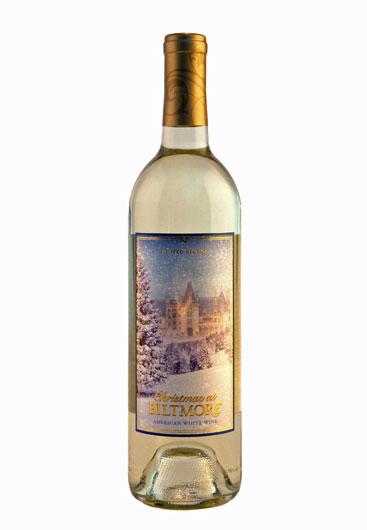 Christmas at Biltmore White Wine 2015