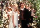 """The wedding costume worn by Gwyneth Paltrow in """"Emma"""" will be on display in Biltmore House during """"Fashionable Romance: Wedding Gowns in Film,"""" an exhibition set to open Feb. 12, 2016. EMMA, ©1996 Courtesy of Miramax."""