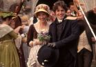 """Costumes worn by actors Emma Thompson and Hugh Grant in """"Sense and Sensibility"""" will be on display in Biltmore House during """"Fashionable Romance: Wedding Gowns in Film,"""" an exhibition set to open Feb. 12, 2016, at Biltmore in Asheville, N.C. SENSE AND SENSIBILITY ©1995 Columbia Pictures Industries, Inc. All Rights Reserved. Courtesy of Columbia Pictures."""