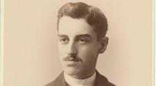 George Vanderbilt in 1888