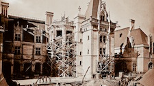 House construction 1889
