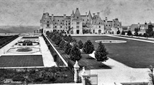 Biltmore house opening 1895