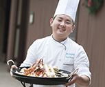 Executive Chef Spencer Hilgeman