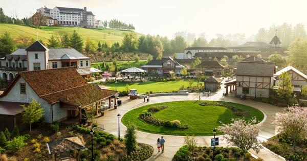 Visit Antler Hill Village Amp Winery Biltmore