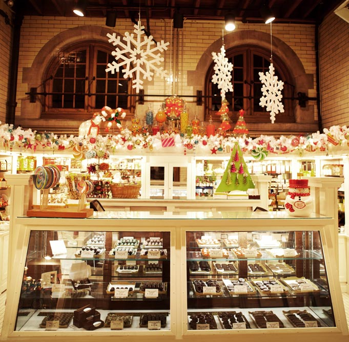 Christmas Decorations For Coffee Shops: Shop At Biltmore