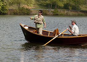 Experienced Fly Fishing Anglers Only NC License With Trout Stamp Required