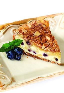 Wild Blueberry Torta