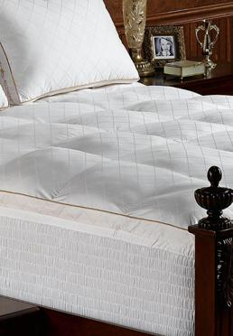 600 Thread Count Chateau Gusseted Mattress Pad