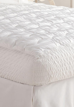 500 Thread Count Legacy High Loft Mattress Pad Biltmore
