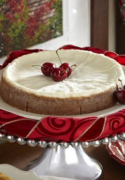 Vanilla Bean Cheesecake Biltmore