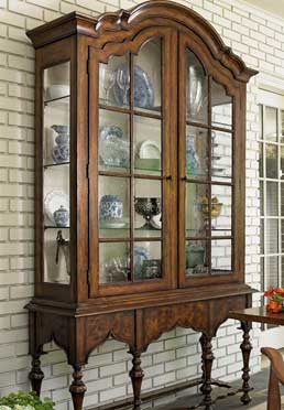 Stuyvesant Display Cabinet (Top & Base)