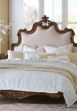 Sanctuary Linen Bedding Collection