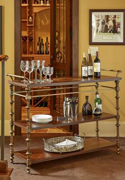 Alhambra Beverage Table