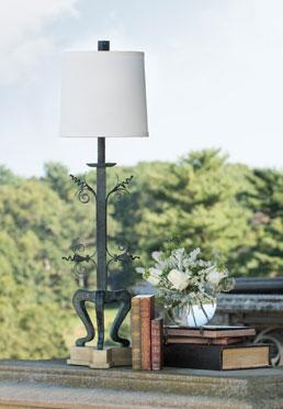 Amherst Lamp