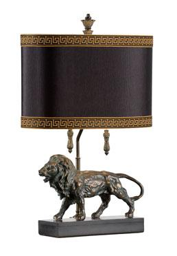 Lioncrest Lamp