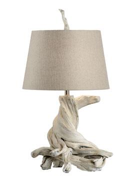 Olmsted Lamp - Whitewashed