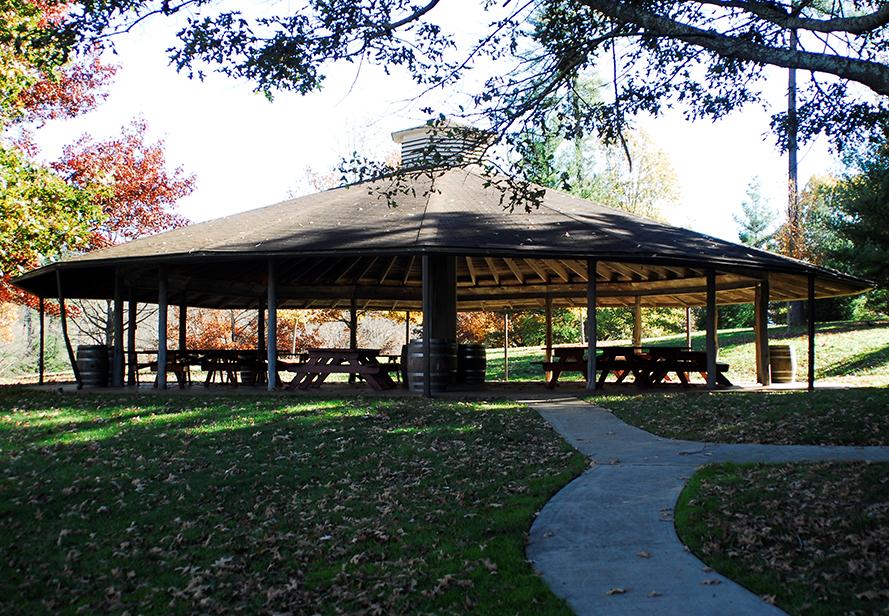 Deerpark Pavilion