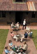 Barn Courtyard A