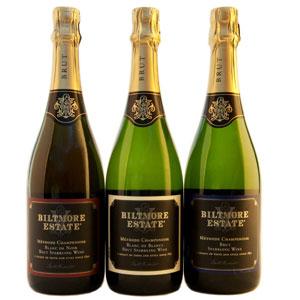 Biltmore Wines Sparkling Trio