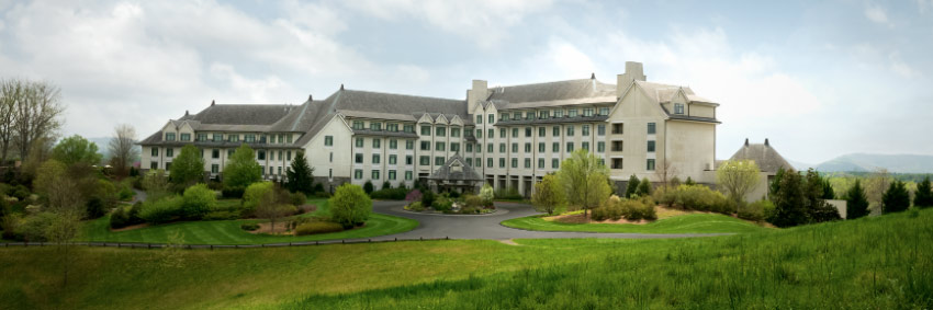 I chose the Inn on Biltmore Estate for a college reunion of six women coming from all parts of the US. When the first arrived early, she texted the rest of us saying,