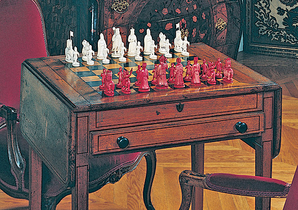 The Emperor\'s Chess Set | Biltmore