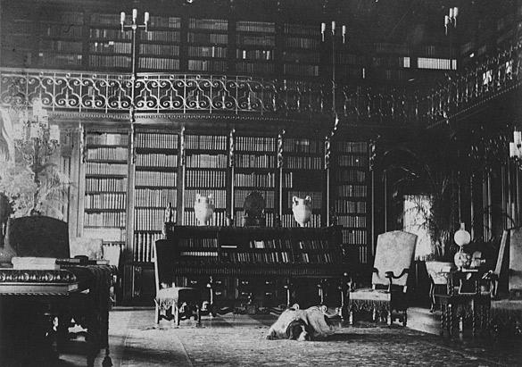 On The Shelves Of George Vanderbilt S Library Biltmore