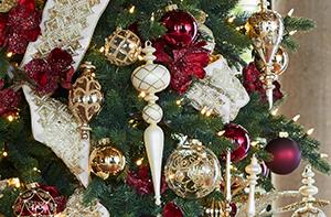Balsam Hill decorations