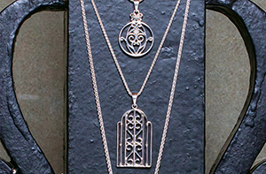 Southern Gates necklaces
